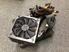 900W ATX Power Supply 14CM Fan PCI-E SLI SATA 20/24 PIN 900 WATT Gaming Upgrade