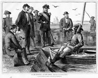 FORT JACKSON ON THE MISSISSIPPI NEGRO TELLS OF FREEDOM 1871 ARCHIVES OF HISTORY
