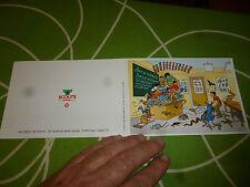 carte postale Scout de France Scoutisme Illustrateur Bernard Dufossé