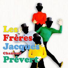 CD Les Frères Jacques chantent Prévert