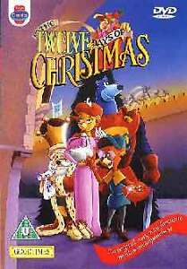 Twelve Days of Christmas, the [DVD], DVD | New and Sealed Grat Gift