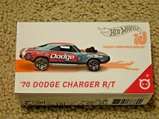 Hot Wheels ID '70 Dodge Charge R/T - Speed Demons - New in Sealed Package
