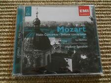 Mozart Violin Concertos sinfonia Concertante-Spivakov-CD