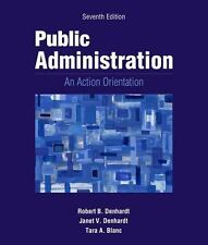 (Electronic Book) Public Administration: An Action Orientation, 7th Edition