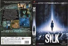 SILK (2006) dvd ex noleggio