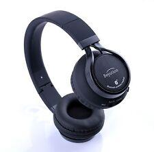 Metal HiFi Stereo Sport Bluetooth Headphones headset for CellPhone/Laptop/Tablet