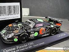 PORSCHE 911 GT1 G99 #6 Gunnar My Favorites 2003 PMA Minichamps Sonderpreis 1:43