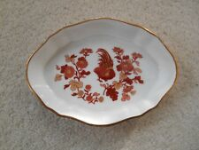 Wedgwood Bone China Golden Cockerel Trinket Tray