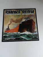 Vinyl- Smoke Blow - German Angst - Noise-O-Lution 2003 - Original European Press