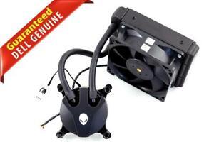 Genuine Dell Alienware Aurora R5 R6 Liquid CPU Cooler Heatsink Fan PP749 MH0HN