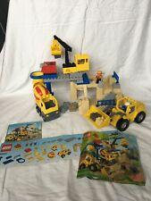 Rare LEGO Duplo Construction Stone Quarry 5653 - Retired, Complete set