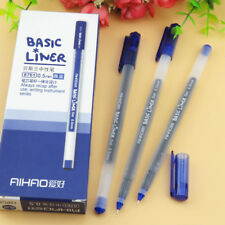 Multi-color 12Pcs/set Ballpoint Pen for Writing Signature 0.5mm Gel Ink