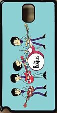 Beatles Cartoon Custom Phone Case Cover Fits iPhone 7 Samsung 6 LG HTC 10