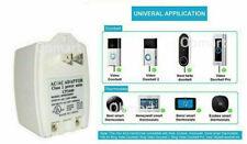 24V AC 40VA 2 Prong UL Listed Class II transformer for CCTV, RIng DoorBell