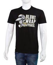 Blunt Wrap Apparel SnapBack Skully Graphic Tee