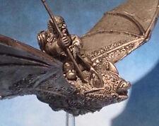 Enano Bat Rider Warhammer Warhammer Fantasy ejércitos 28mm sin pintar Wargames