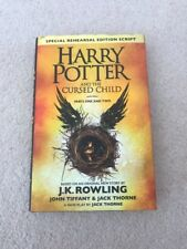 Harry Potter And The Cursed Child, Parts 1&2