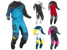 2019 Fly Racing F-16 Adulto Camiseta Pantalón Combo De Engranajes-Motocross MX suciedad ATV F16
