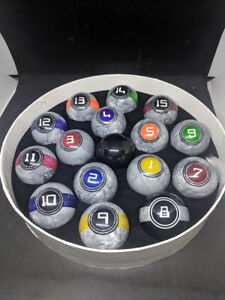 Galaxy Pool Ball set