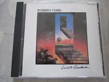 Robben Ford - Love's a Heartache - Polydor Japan CD