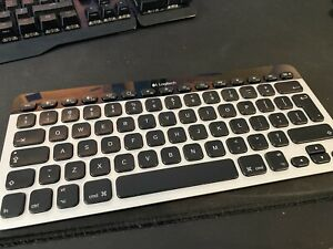 Logitech K811 Wireless Bluetooth Keyboard for Mac, iPad, iPhone, Apple TV