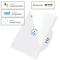 WiFi Smart Boiler Switch Water Heater Remote Control For Alexa Google UK/EU Plug