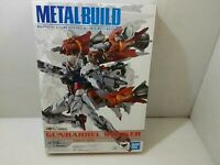 BANDAI METAL BUILD Gundam SEED GUNBARREL STRIKER for AILE STRIKE GUNDAM Figure