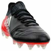 adidas X 16.1 Leather  Mens Soccer Cleats     - Black