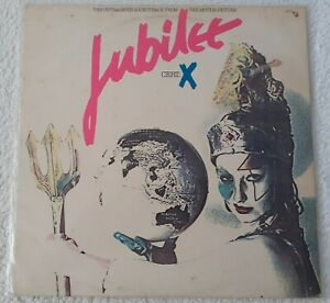 Jubilee Soundtrack - Adam And The Ants, Toyah, Brian Eno............