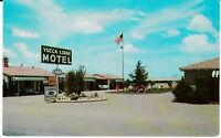 "Bowie AZ  ""The Yucca Lodge Motel"" Postcard Arizona  *FREE US SHIPPING"