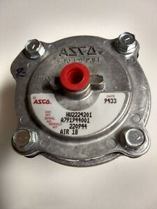 ASCO Red Hat Valve HV2224201 - 2-way remote pilot operated valve