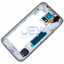 Middle Frame Midplate Midframe Bezel Chassis For Samsung Galaxy S5 i9600 G900A