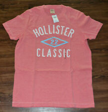 Hollister Mens Graphic Tee T-Shirt Top Short Sleeve NEW WITH TAG SIZE L