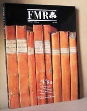 FMR 8/1990 n.82 - franco maria ricci - edizione italiana