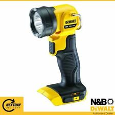 Dewalt DCL040N 18V XR Li-ion LED Pivot Light/Torch Naked - Body Only DCL040