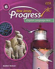 New Jersey Progress English Language Arts Grade 6 CCSS NO WRITING