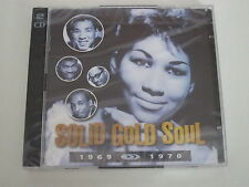 VARIOUS/SOLID GOLD SOUL 1969 1970(TIME LIFE MUSIC TL642/04)2XCD ÁLBUM