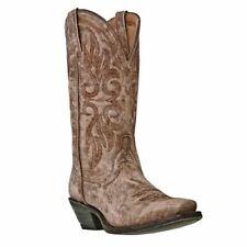 Leather Medium (B, M) Cowboy, Western 6.5 Boots for Women