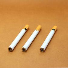 Cigarette Shaped Refillable Butane Gas Cigar Lighter Windproof Flame Novelty