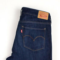 Levi's Strauss & Co Femme 711 Étroit Slim Jeans Extensible Taille W30 L32