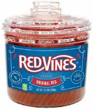 Red Vines Original Licorice Twists, 3.5LB Jar
