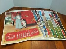 Ringling Brothers Barnum and Bailey Circus TIMKEN Full Color Calendars Posters
