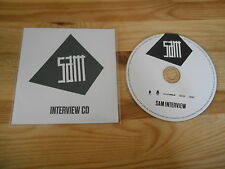 CD HipHop Sam-Sam intervista (6 min) Groove Attack chimperator
