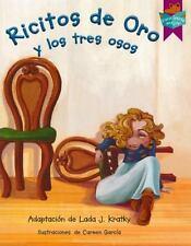 Ricitos de Oro y los tres osos (Para Leerte Mejor / to Read You-ExLibrary