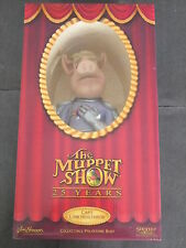 Sideshow Weta Ltd Edition Muppets Polystone Bust - Captain Link Hogthrob SEALED