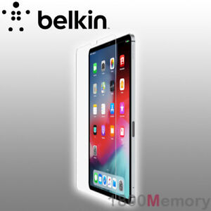 GENUINE Belkin Screen Force Tempered Glass Protector 9H for Apple iPad Pro 12.9""