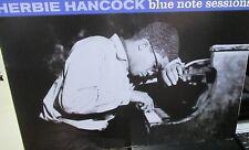 "HERBIE HANCOCK ""BLUE NOTE SESSIONS"" HUGE COLOR JAZZ POSTER"