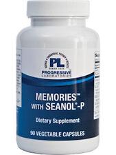 Progressive Labs Memories With Seanol P 90 vcaps
