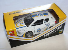 PARRAMATTA Eels 2018 NRL Official Supporter Collectable Model Car