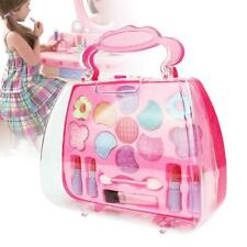 Trendy Kids Makeup Set Eco-friendly Cosmetic Pretend Play Kit Princess Toy Gifts
